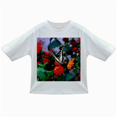 Butterfly Flowers 1 Infant/toddler T Shirts