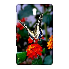 Butterfly Flowers 1 Samsung Galaxy Tab S (8 4 ) Hardshell Case