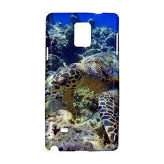 Sea Turtle Samsung Galaxy Note 4 Hardshell Case