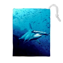 HAMMERHEAD Drawstring Pouches (Extra Large)