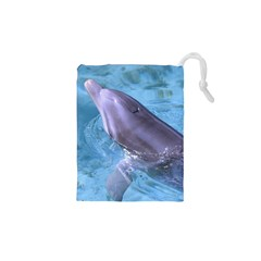 DOLPHIN 2 Drawstring Pouches (XS)