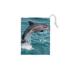DOLPHIN Drawstring Pouches (XS)