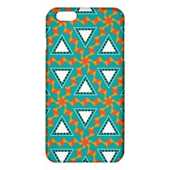 Triangles and other shapes patterniPhone 6 Plus/6S Plus TPU Case
