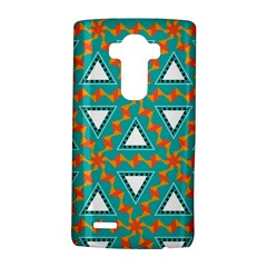 Triangles And Other Shapes Pattern			lg G4 Hardshell Case