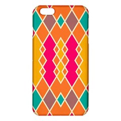 Symmetric Rhombus Design			iphone 6 Plus/6s Plus Tpu Case