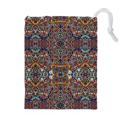 Kaleidoscope Folding Umbrella #10 Drawstring Pouches (extra Large)