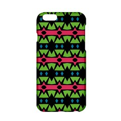Shapes On A Black Background Pattern			apple Iphone 6/6s Hardshell Case