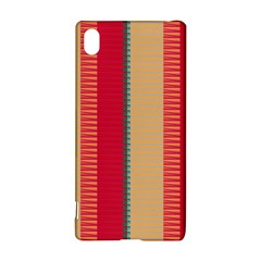 Stripes And Other Shapes			sony Xperia Z3+ Hardshell Case