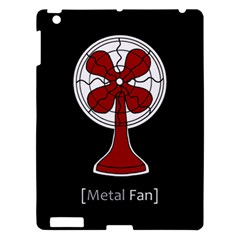 Metal Fan Apple Ipad 3/4 Hardshell Case