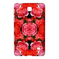 Beautiful Red Roses Samsung Galaxy Tab 4 (8 ) Hardshell Case