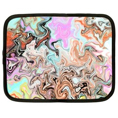 Distortedbeauty Netbook Case (XL)