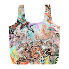 Distortedbeauty Full Print Recycle Bags (L)