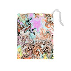 Distortedbeauty Drawstring Pouches (medium)