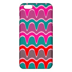 Waves pattern			iPhone 6 Plus/6S Plus TPU Case