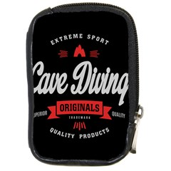 Cave Diving Extreme Sport Compact Camera Cases