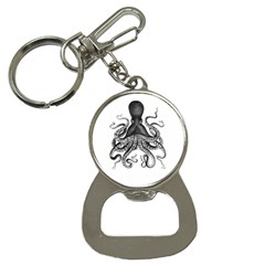 Vintage Octopus Bottle Opener Key Chains