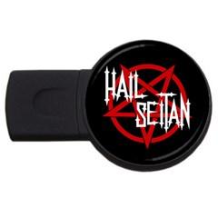 Hail Seitan Usb Flash Drive Round (4 Gb)