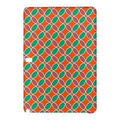 Stars And Flowers Pattern			samsung Galaxy Tab Pro 12 2 Hardshell Case