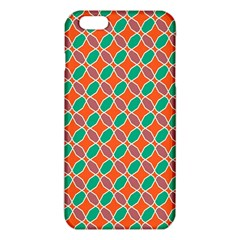 Stars and flowers patterniPhone 6 Plus/6S Plus TPU Case