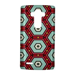 Hexagons Patternlg G4 Hardshell Case