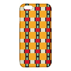 Rectangles and squares pattern			iPhone 6/6S TPU Case
