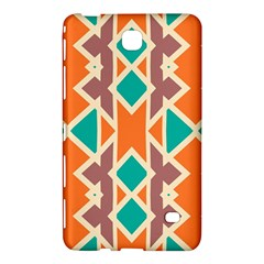 Rhombus Triangles And Other Shapessamsung Galaxy Tab 4 (8 ) Hardshell Case