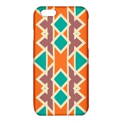 Rhombus triangles and other shapes			iPhone 6/6S TPU Case