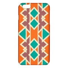 Rhombus triangles and other shapesiPhone 6 Plus/6S Plus TPU Case