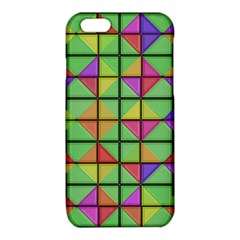 3D rhombus pattern			iPhone 6/6S TPU Case