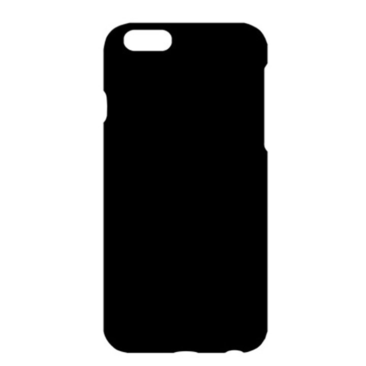 Black Gothic Apple iPhone 6 Plus/6S Plus Hardshell Case