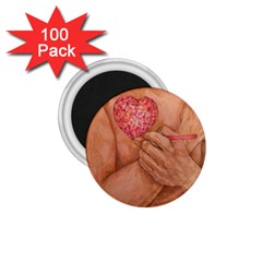 Embrace Love  1 75  Magnets (100 Pack)
