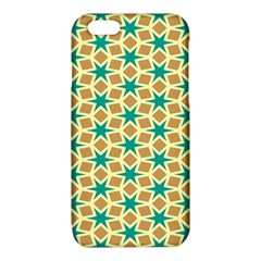 Stars and squares pattern			iPhone 6/6S TPU Case