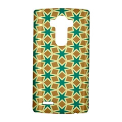 Stars and squares pattern			LG G4 Hardshell Case