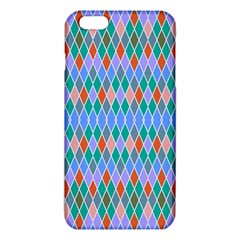 Pastel rhombus pattern			iPhone 6 Plus/6S Plus TPU Case