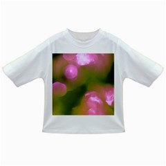 Pink And Green Circles Infant/toddler T Shirts