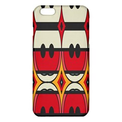 Rhombus Ovals And Stripes			iphone 6 Plus/6s Plus Tpu Case