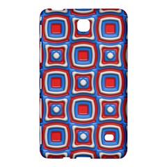 3d Squaressamsung Galaxy Tab 4 (7 ) Hardshell Case