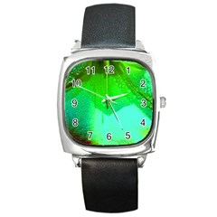 Angels 1 Square Metal Watches