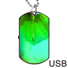 Angels 1 Dog Tag Usb Flash (two Sides)