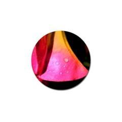 Pink Angel Golf Ball Marker