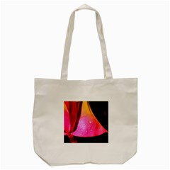 Pink Angel Tote Bag (cream)