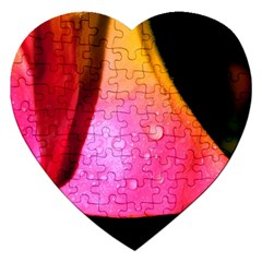 Pink Angel Jigsaw Puzzle (heart)