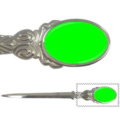 Cool Green Letter Openers