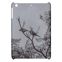 Couple Of Parrots In The Top Of A Tree Apple Ipad Mini Hardshell Case
