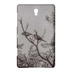 Couple Of Parrots In The Top Of A Tree Samsung Galaxy Tab S (8 4 ) Hardshell Case