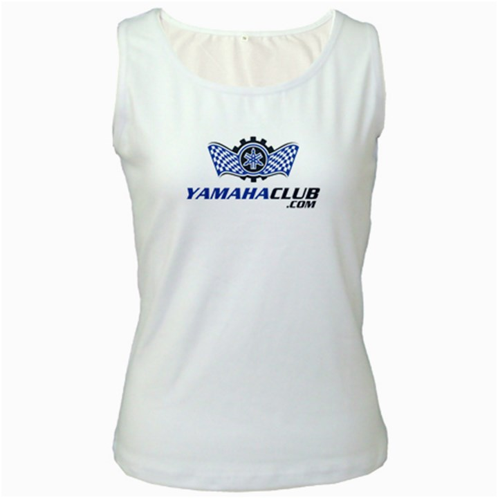 Yamaha Club Good Girls (White) Women s Tank Top (White)