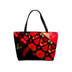 geo free will by saprillika Large Shoulder Bag