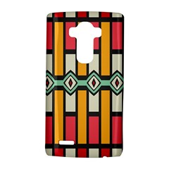 Rhombus and stripes pattern			LG G4 Hardshell Case