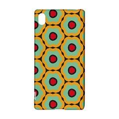 Floral patternSony Xperia Z3+ Hardshell Case