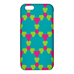 Triangles honeycombs and other shapes pattern			iPhone 6/6S TPU Case